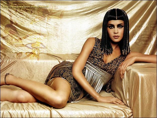KLEOPATRA Ēģiptes valdniece... Autors: baaanis Sievietes - nepatikšanas