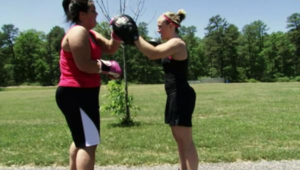 Un viņu pirmais treniņš bija... Autors: YMothF I used to be fat.