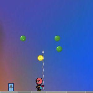 Bubble Trouble Autors: Duality Best old school games