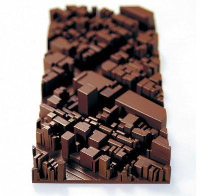 China townD Autors: ArtursAEJ šokolādes māksla.