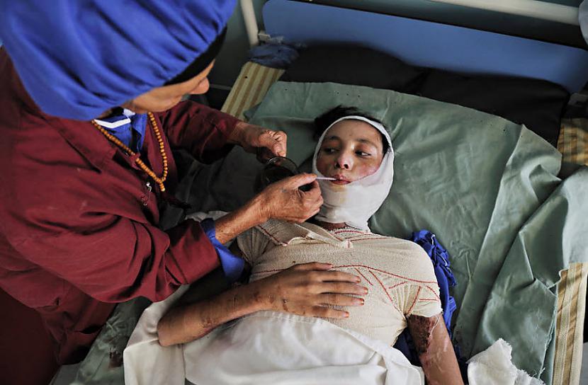 Māte dod Ganifai... Autors: Nacionālists Pašsadedzināšanās upuri!