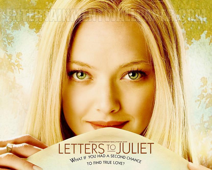 Vēstules Džulijetai 2010 ... Autors: konfektiite007 Filmas, kas jāredz...