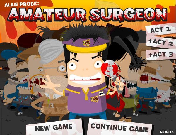 Amateur Surgeon gt... Autors: surfix Forsas flash speles...