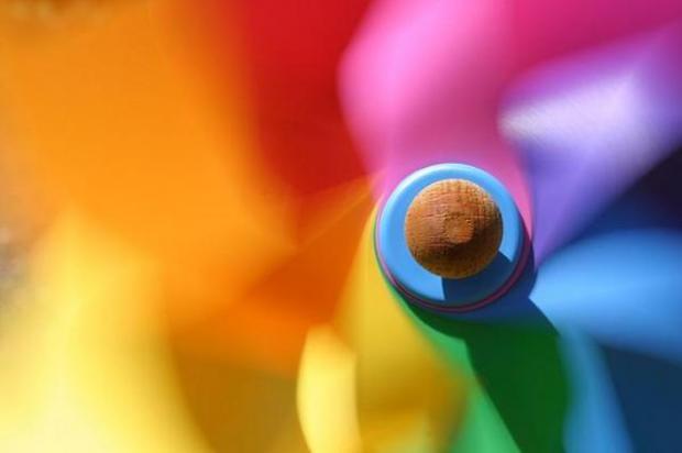 Autors: Elma krāsu harmonija
