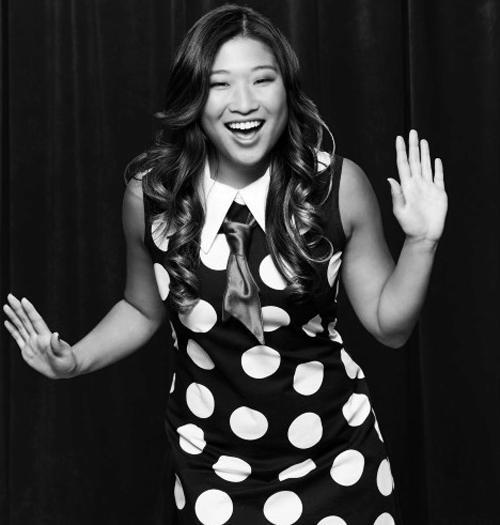 Tina ChoenChang Tīna... Autors: kurthummel Glee-Seriālā un dzīvē