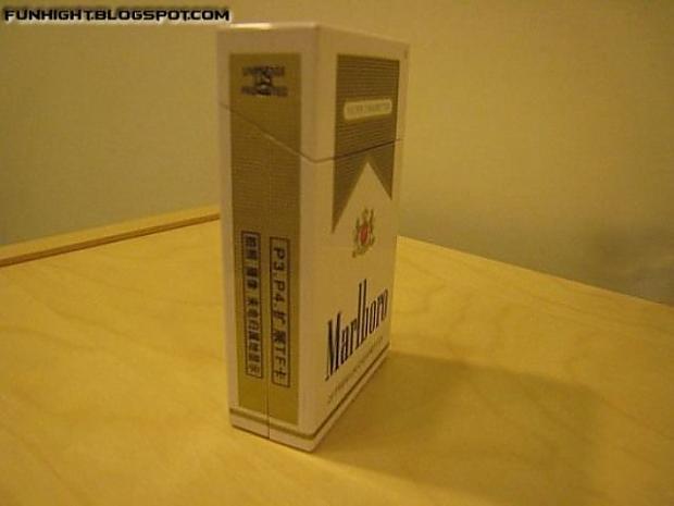 Goperi poļubomu nepadomātu par... Autors: Edgarinshs Mobīlais+cigarešu paciņa=iespējams?