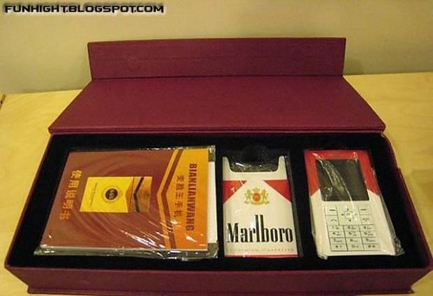Komplektiņš D Autors: Edgarinshs Mobīlais+cigarešu paciņa=iespējams?