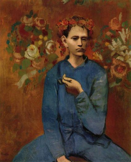 Nr 6 Garon  la pipe Autors... Autors: Pūpols Top 10 dārgākās gleznas