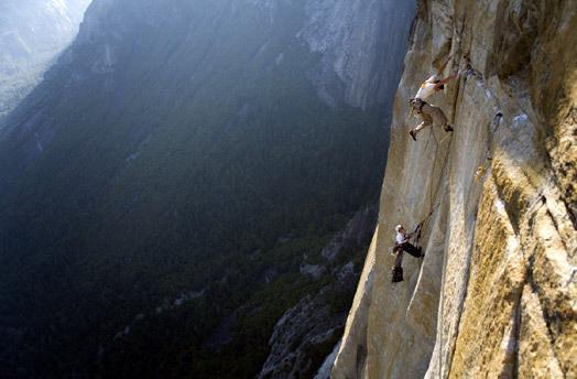 Free climbing jeb brīvā... Autors: Čiekuriņš Ekstrēmie sporta vedi.