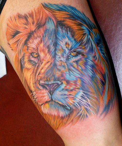 Autors: unknownreflex 101 Tetovējums v2