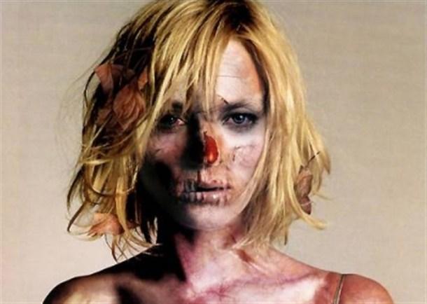 Uma Thurman Autors: Shiroi Tenshi 10 Slavenības kā zombiji.