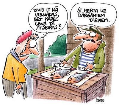Autors: Kaķa gaļa Karikatūras