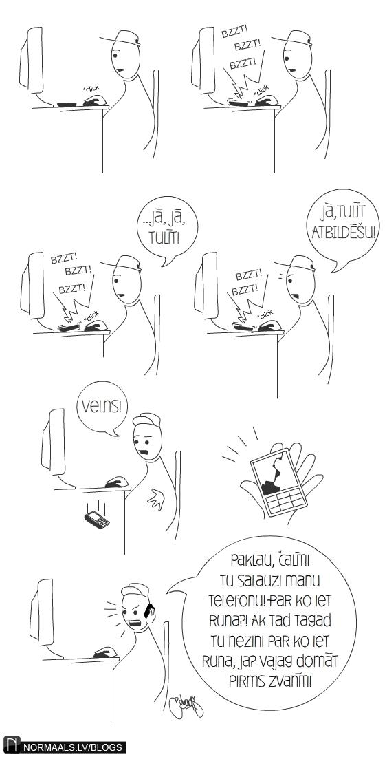 Autors: mosiitis Komiksi