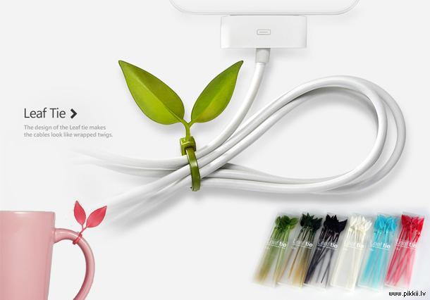 Leaf Tie 700Ir tādi kabeļu... Autors: Pikkii Dāvanu idejas