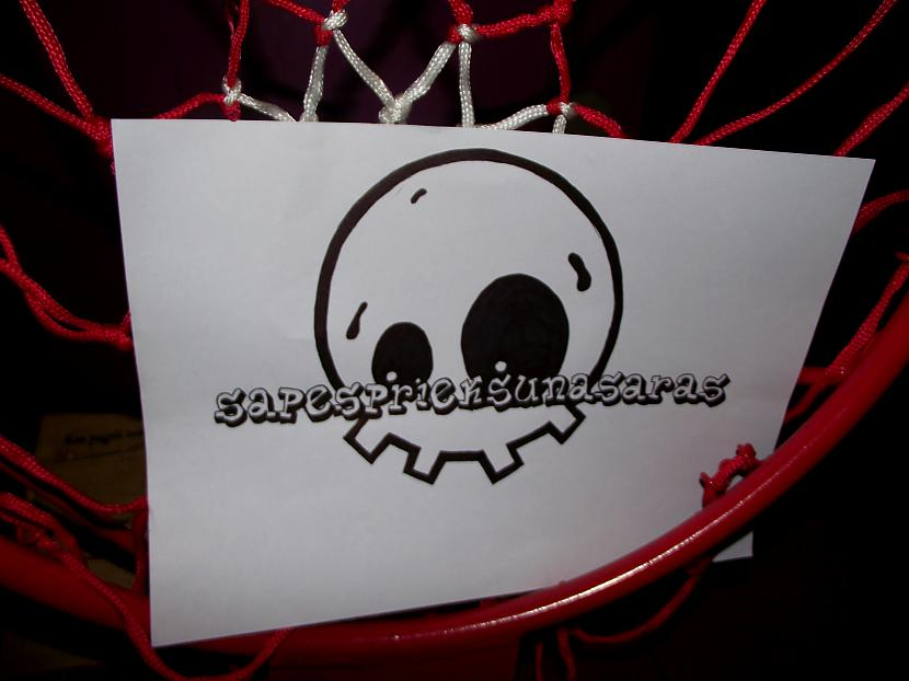 Autors: sapesprieksunasaras Basketbola grozs (Labots)