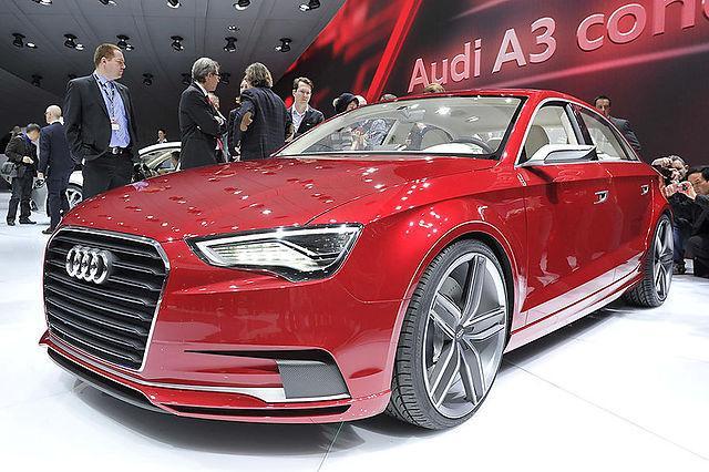 Autors: HHRonis Jaunajam Audi A3 būs atslēdzami cilindri.