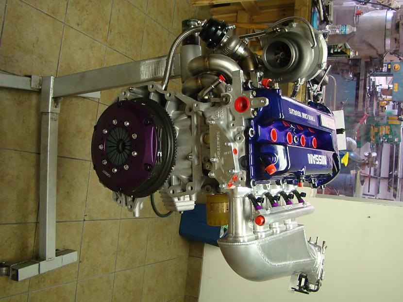 Un pats motors atīstija 740zs... Autors: CredoZ 1 Traks Nissans.