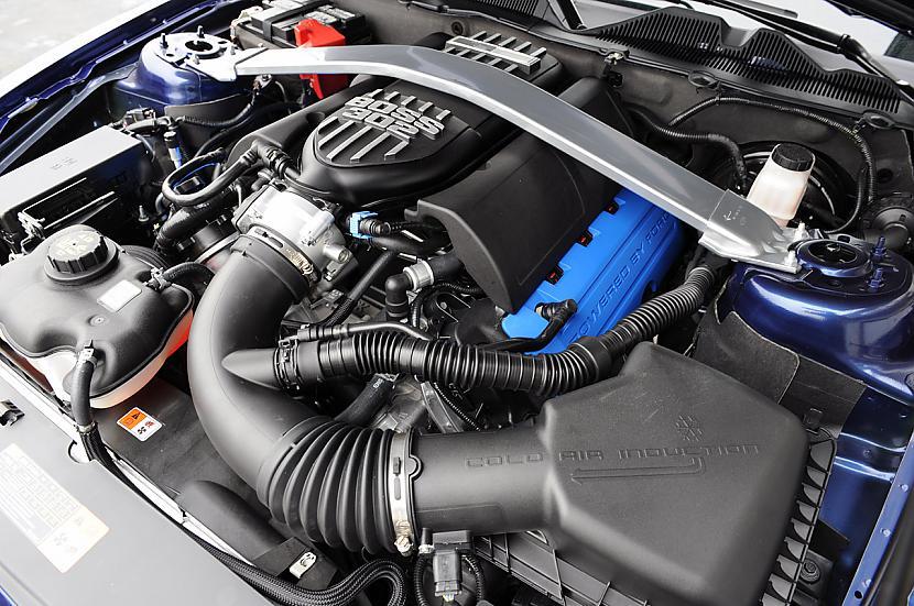 Ford uzņēmuma uzdevumos ir... Autors: LauraBē Ford Mustang Boss 302