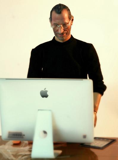 Līdz 2006 gadam viņs bija... Autors: noisyone R.I.P Steve Jobs