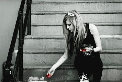 Autors: so sweet girl Avril Lavigne