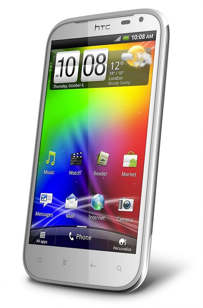 HTC Sensation XL ir aprīkots... Autors: JankeliS Jaunais HTC Sensation XL