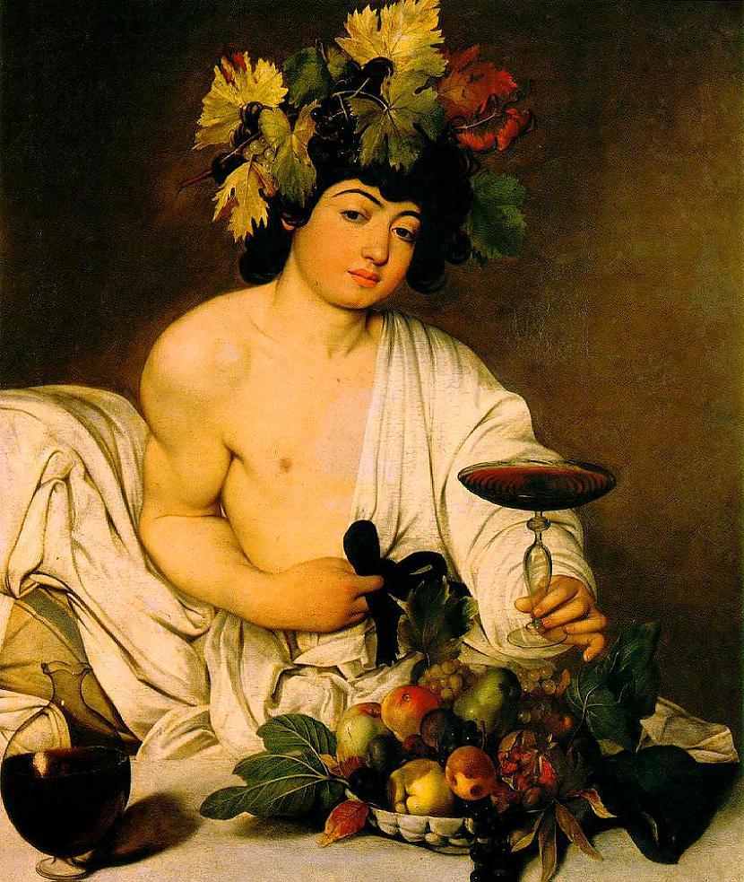 DionīssDionīss ir vīna svinību... Autors: wyatt Olimpa dievi.