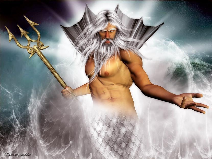 PoseidonsPoseidons ir jūras... Autors: wyatt Olimpa dievi.