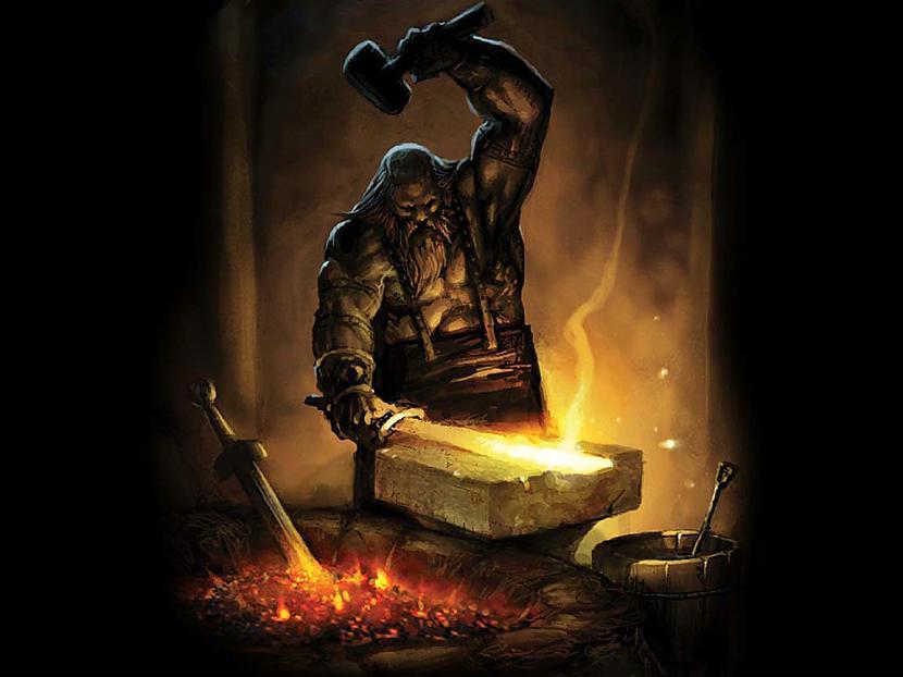 HēfaistsHēfaists ir kroplīgs... Autors: wyatt Olimpa dievi.