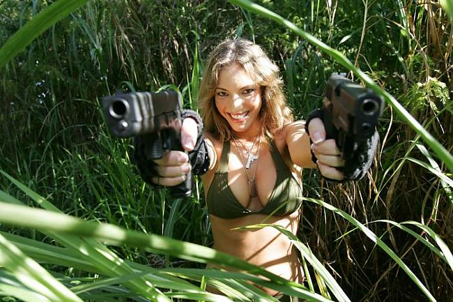 Autors: starter777 Kas notiks, ja meitenei iedos ieroci?