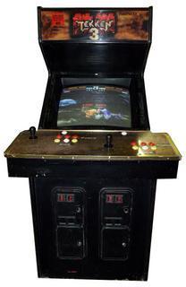 Varoņu izvēlne Autors: aramba1 Tekken 3 spēle uz PC