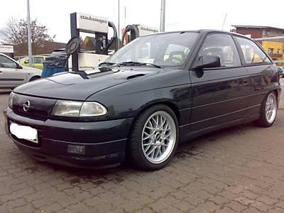 Opel Astra GSI 19911998   ... Autors: Rozā Vienradzis Jauniešu auto izvēle III