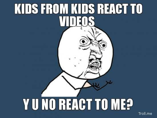 Autors: Nick0sH1t Kids react to DUBSTEP