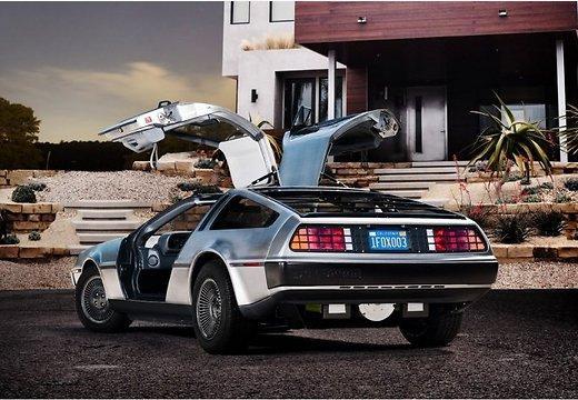 Amerikāņu kompānija DeLorean... Autors: Generic DeLorean ražos eko mašīnas.