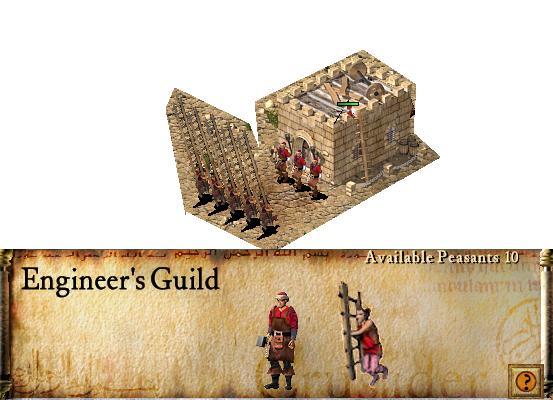 Scaronajā ēkā ieapējams... Autors: Falc0n Stronghold Crusader 2. daļa