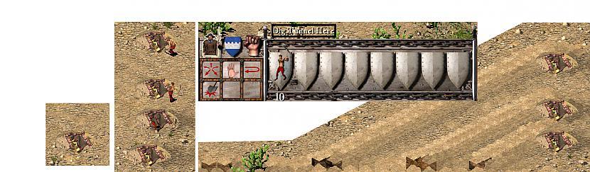 Tuneļu racējs  Ir iespējams... Autors: Falc0n Stronghold Crusader 2. daļa