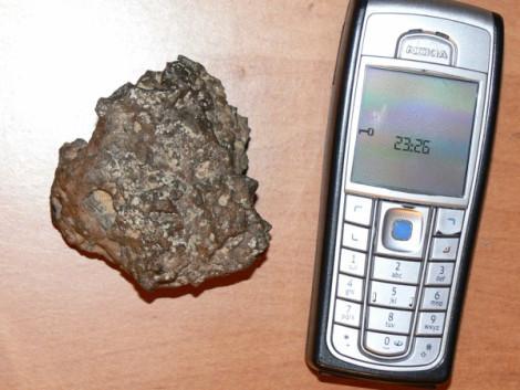 2011 gada oktobrī olas lieluma... Autors: EpicHamster Meteorīti - fakti par visu 1. daļa
