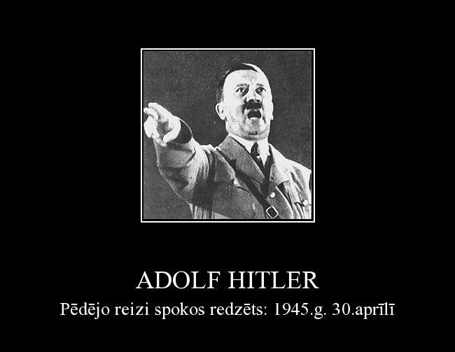 Autors: ERommel Adolf Hitler