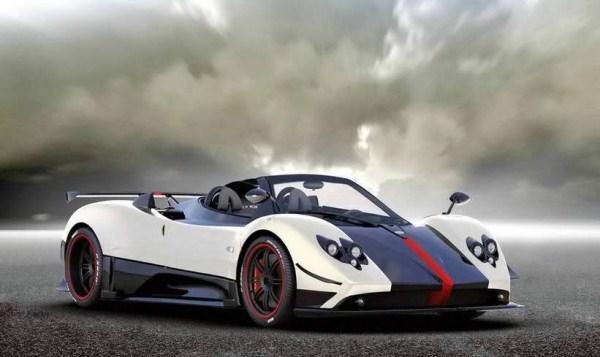 Pagani Zonda Cinque Roadster Autors: Smaidīgais Nepārspējamās Mašīnas