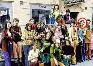 Bin Ladena ģimene un pats Bin... Autors: KingOfTheSpokiLand Reti foto no vēstures
