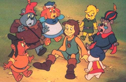 Autors: grauzejs Nostalgija... Gummi Bears
