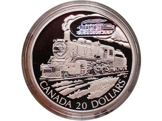 Kanāda 2002 10 dolāri Autors: iDIE 18 neparastākās monētas pasaulē.