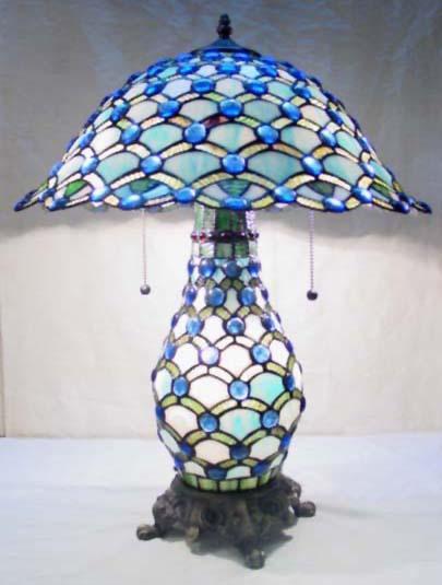 Lūiss pilnīgi mainīja arī... Autors: chovics Tifanija lampas