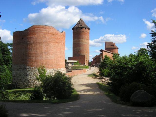 Turaidas pils Mūra pils... Autors: afrobmw Latvijas pilis