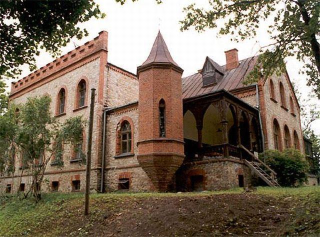 Zvārtavas pils Celta 1881 g Autors: afrobmw Latvijas pilis