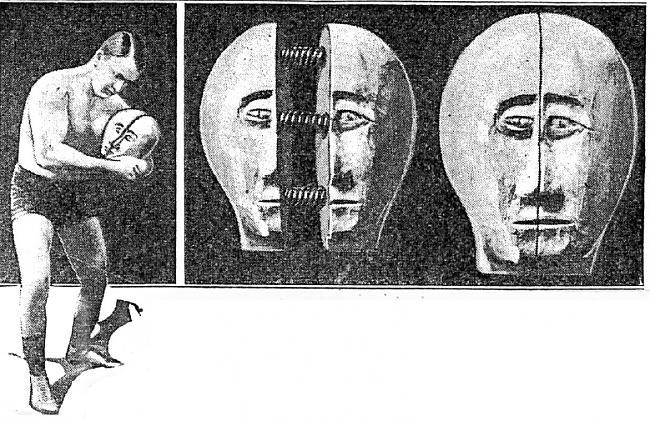 Kāds cīkstonis bija tik bieži... Autors: Enderman Dīvainākie 20. gs izgudrojumi 2