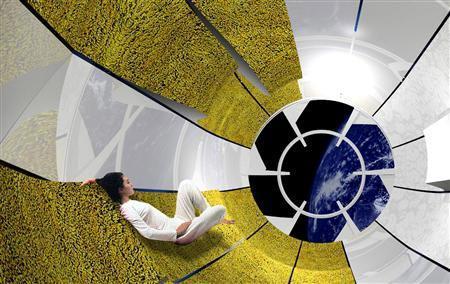 Apmescaronanās laikā viesi... Autors: Cancer69 Brīvdienas kosmosā!