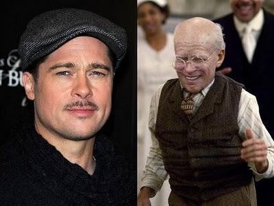 Brad Pitt  The Curious Case of... Autors: Pucklers Slavenību transformācijas