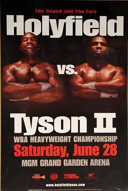 Ar Tysonu tikās 2 reizes abas... Autors: afrobmw Evander Holyfield