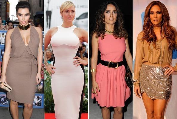 Autors: bee62 How to Dress Your Curves Like a Celebrity