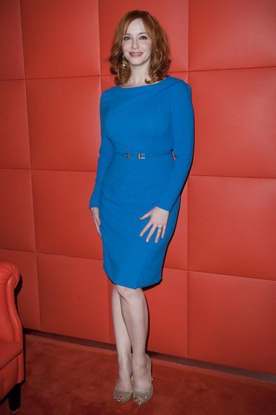 Christina Hendricks Autors: bee62 How to Dress Your Curves Like a Celebrity